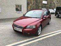 2004 VOLVO V50 2.0 D SE 5d 135 BHP £1495.00