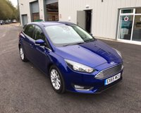 USED 2015 65 FORD FOCUS 1.0 TITANIUM ECOBOOST 100 BHP THIS VEHICLE IS AT SITE 1 - TO VIEW CALL US ON 01903 892224