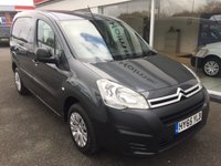 2015 CITROEN BERLINGO 850 ENTERPRISE L1 Hi 1.6 HDI 90 £7995.00