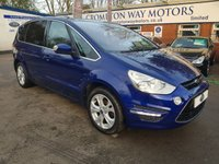USED 2014 14 FORD S-MAX 2.0 TITANIUM TDCI 5d 161 BHP 0% AVAILABLE ON THIS CAR PLEASE CALL 01204 317705