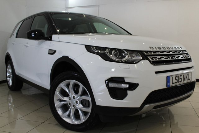 View our 2015 15 LAND ROVER DISCOVERY SPORT 2.2 SD4 HSE 5DR AUTOMATIC 190 BHP