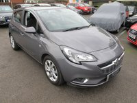 USED 2016 65 VAUXHALL CORSA 1.4 SRI ECOFLEX 5d 89 BHP + £30 TAX ONLY 8900 MILES !!
