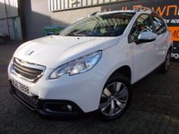USED 2015 PEUGEOT 2008 1.2 ACTIVE 5d 82 BHP No Fee, No Deposit Finance Available, Superb Condition, FSH
