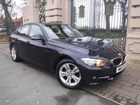 USED 2014 14 BMW 3 SERIES 1.6 316I SPORT 4d 135 BHP ****FINANCE ARRANGED***PART EXCHANGE***1OWNER***CRUISE CONTROL**