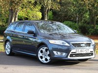 USED 2010 60 FORD MONDEO 2.0 TITANIUM X SPORT 5d AUTO 201 BHP £192 PCM With £999 Deposit