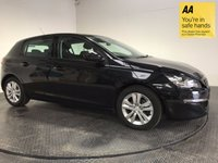 USED 2014 14 PEUGEOT 308 1.6 HDI ACTIVE 5d 92 BHP FULL PEUGEOT HISTORY - ONE OWNER - SAT NAV - AIR CON - BLUETOOTH - PARKING SENSORS - DAB RADIO
