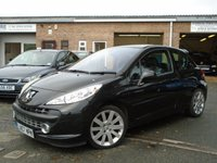 USED 2007 07 PEUGEOT 207 1.6 GT HDI 3d 108 BHP GOOD HISTORY+CHEAP TO RUN