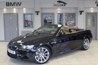 USED 2010 10 BMW M3 4.0 M3 2d 415 BHP FULL BEIGE LEATHER SEATS + FULL SERVICE HISTORY + PRO SAT NAV + HEATED FRONT SEATS + 19 INCH ALLOYS + XENON HEADLIGHTS + REAR PARKING SENSORS + M-DRIVE + RAIN SENSORS + AUTOMATIC LIGHTS