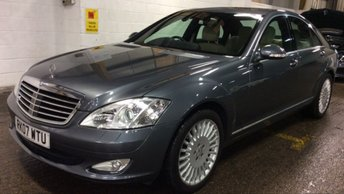 2007 MERCEDES-BENZ S CLASS 3.5 S350 7G-Tronic W211 ONLY 13K Miles £17995.00
