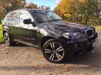 USED 2010 10 BMW X5 3.0 XDRIVE30D M SPORT 5d AUTO 7 SEATS