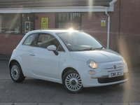 2011 FIAT 500 1.2 LOUNGE DUALOGIC AUTOMATIC 3dr £5490.00