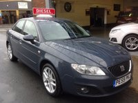 USED 2009 59 SEAT EXEO 2.0 SE CR TDI 4d  Very Good Service Record