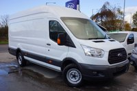 USED 2016 16 FORD TRANSIT 2.2 350 H/R P/V 1d 124 BHP FSH - 1 Owner