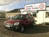 USED 2006 55 KIA SPORTAGE 2.0 XE CRDI 5d 111 BHP £25 PER MONTH OVER 3 YEARS
