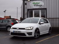 USED 2015 65 VOLKSWAGEN GOLF 2.0 R DSG 5d AUTO 298 BHP Full Service History by V/W Simply Superb example, sports styling, great spec, performance car.