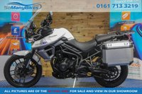 USED 2015 65 TRIUMPH TIGER TIGER 800 XRT - ABS 1 Owner - Low miles!