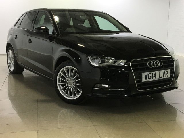 View our 2014 14 AUDI A3 1.6 TDI SE 5d 104 BHP