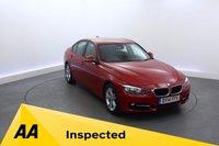 USED 2014 14 BMW 3 SERIES 2.0 320D SPORT 4d 184 BHP SAT NAV - REVERSE CAMERA - DAB