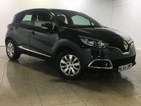 USED 2014 64 RENAULT CAPTUR 1.5 EXPRESSION PLUS ENERGY DCI S/S 5d 90 BHP