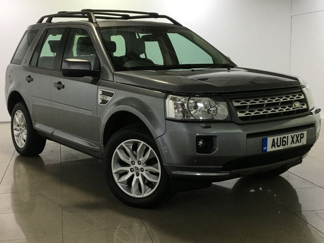 View our 2011 61 LAND ROVER FREELANDER 2.2 SD4 HSE 5d AUTO 190 BHP