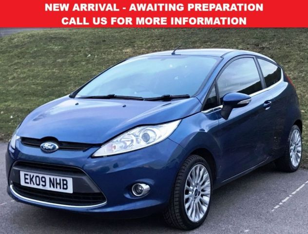 View our 2009 09 FORD FIESTA 1.2 ZETEC 3d 81 BHP
