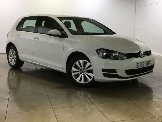 View our 2013 63 VOLKSWAGEN GOLF 1.6 SE TDI BLUEMOTION TECHNOLOGY 5d 103 BHP