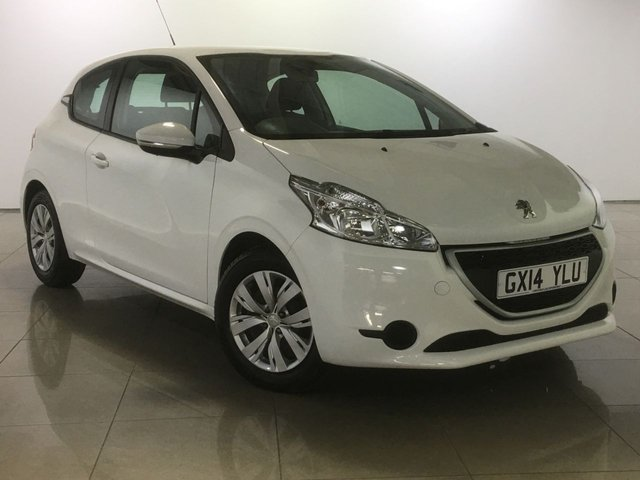 View our 2014 14 PEUGEOT 208 1.2 ACCESS PLUS 3d 82 BHP