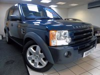 2007 LAND ROVER DISCOVERY 2.7 3 TDV6 HSE 5d AUTO 188 BHP £9695.00
