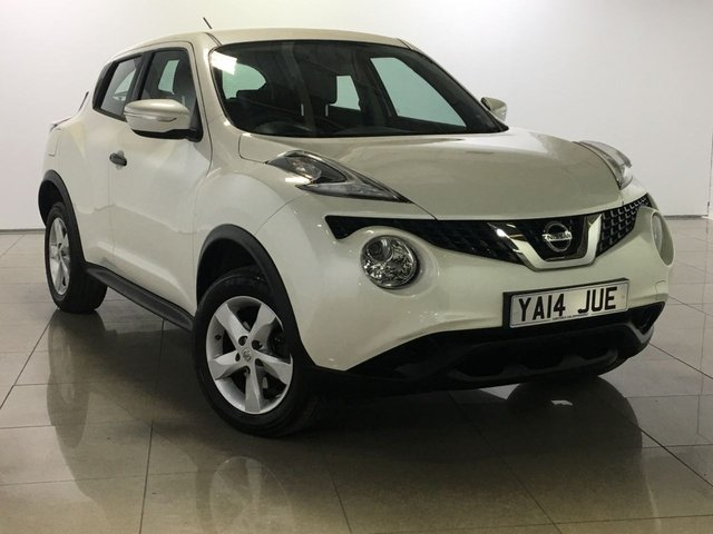 View our 2014 14 NISSAN JUKE 1.6 VISIA 5d 94 BHP