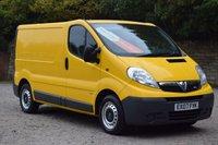 2007 VAUXHALL VIVARO 2.0 2900CDTI SWB SHR 1d 114 BHP £4250.00