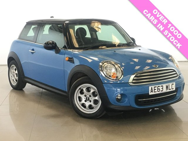 View our 2013 63 MINI HATCH COOPER 1.6 COOPER 3d 122 BHP