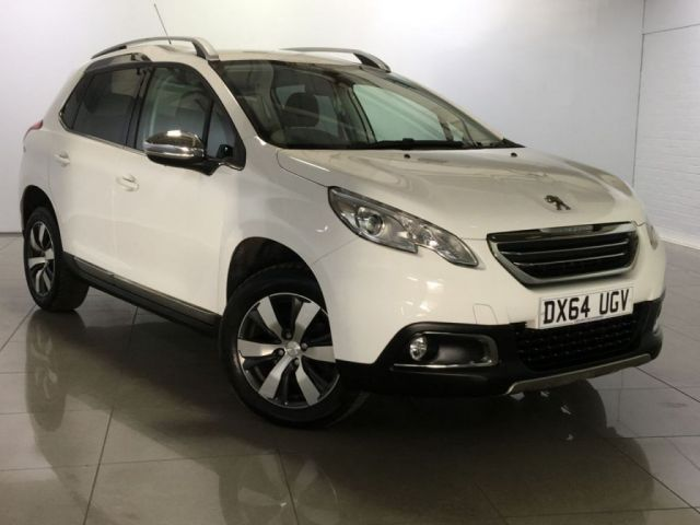 View our 2014 64 PEUGEOT 2008 1.6 E-HDI ALLURE 5d 92 BHP
