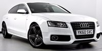 USED 2010 60 AUDI A5 2.0 TDI S Line Sportback Multitronic 5dr Stunning Looks with Great Spec