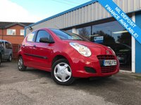 USED 2011 60 SUZUKI ALTO 1.0 CRUZ 5d 68 BHP ONLY 11551 MILES
