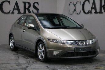 2007 HONDA CIVIC 2.2 ES I-CTDI 5d 139 BHP £3495.00