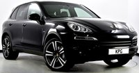 USED 2014 14 PORSCHE CAYENNE 4.2 D V8 S Tiptronic S 5dr Auto [8] Cost New £71k with £11k Extras