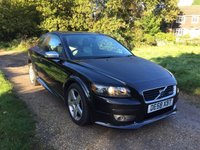 USED 2009 58 VOLVO C30 1.6 SPORT 3d 100 BHP Alloy Wheels, Low Mileage, A/C