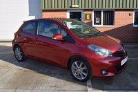 2011 TOYOTA YARIS 1.3 VVT-I SR 3d 98 BHP £4290.00