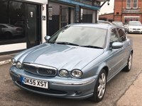2005 JAGUAR X-TYPE}