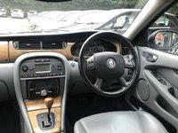 USED 2005 55 JAGUAR X-TYPE 2.1 V6 SE 4d AUTO 157 BHP