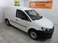 2012 VOLKSWAGEN CADDY}