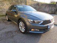 2015 VOLKSWAGEN PASSAT 2.0 SE BUSINESS TDI BLUEMOTION TECH DSG 4d AUTO 148 BHP £12990.00