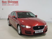 USED 2016 16 JAGUAR XE 2.0 PRESTIGE 4d AUTO 161 BHP with Cold Climate Pack + Memory Pack with Cold Climate Pack + Memory Pack