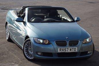 2007 BMW 3 SERIES 3.0 325I SE 2d AUTO Cabriolet NAV Pro £7495.00