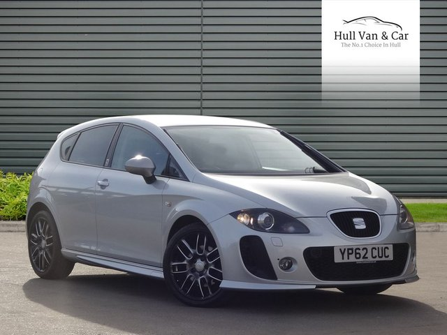 2012 62 SEAT LEON 2.0 SUPERCOPA FR PLUS CR TDI 5d 168 BHP