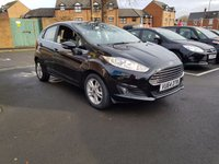 USED 2014 64 FORD FIESTA 1.6 ZETEC 5d AUTO 104 BHP EXCELLENT FUEL ECONOMY!!..LOW CO2 EMISSIONS(138G/KM)..LOW ROAD TAX...FULL FORD HISTORY..ONLY 9022 MILES FROM NEW!!..WITH PARKING SENSORS,AIR CONDITIONING, AND ALLOY WHEELS