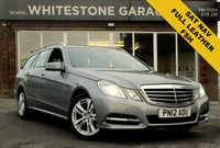 USED 2012 12 MERCEDES-BENZ E CLASS 2.1 E250 CDI BLUEEFFICIENCY AVANTGARDE 5d AUTO 204 BHP A LOVELY DIESEL ESTATE WITH FSH