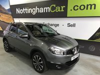 2012 NISSAN QASHQAI N-TEC PLUS IS £8995.00