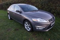 USED 2012 62 FORD MONDEO 2.0 TITANIUM X TDCI 5d 161 BHP FSH-LEATHER Presented with 2 Keys, Full Service History & 12 Months MOT, Leather/Alcantara Heated & Cooled Seats, Alloys, Privacy Glass, Front & Rear Parking Aid, Crusie Control, Ford Sync Bluetooth & USB, Dual Climate Control, Auto Lights & Wipers,