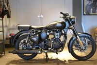 USED 2019 ROYAL ENFIELD CLASSIC SATIN 500 STEALTH BLACK CLASSIC NOW AVAILABLE